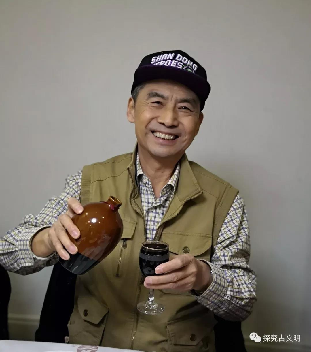 王赛时新作:鳌山卫酒赋